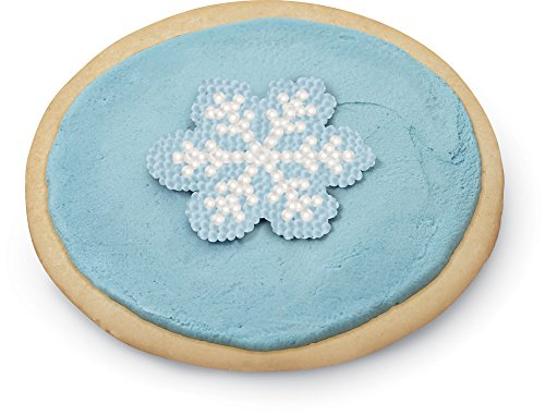 Wilton Snowflake Icing Decorations - Snowflake Icing Decorations