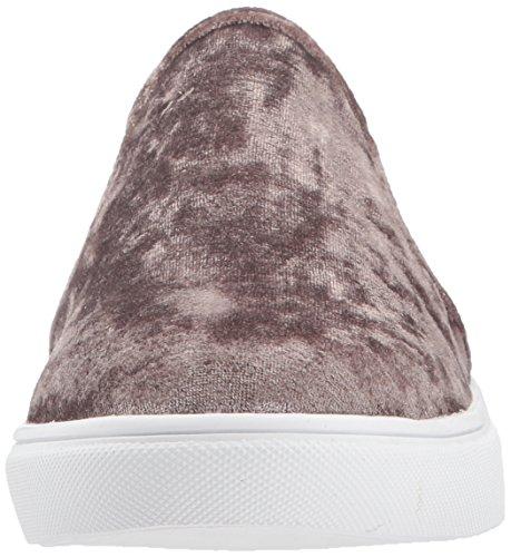 Steve Madden Womens Ecntrcv Sneaker Fungo Velluto