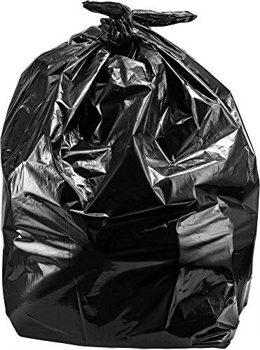 Tasker 95-100 Gallon, (50/Count Wholesale) Large Trash Bags, Super Value Pack, (Black) by Tasker (Image #3)