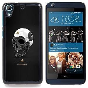 "Qstar Arte & diseño plástico duro Fundas Cover Cubre Hard Case Cover para HTC Desire 626 (Casi Android"")"