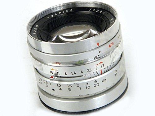 YASHINON-DX 45mm f1 7 4/3マイクロフォーサーズマウント改造