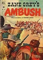 Ambush; Classic American Western Comics (52