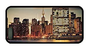 Hipster iphone 5 case popular cases new york city skyline TPU Black for Apple iPhone 5/5S