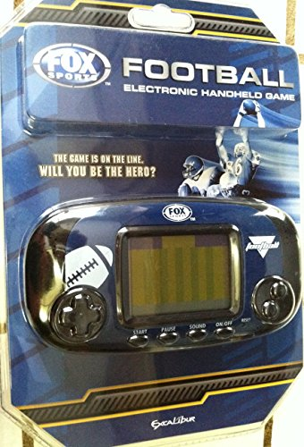 Fox Sports Football in Clamshell by Excalibur