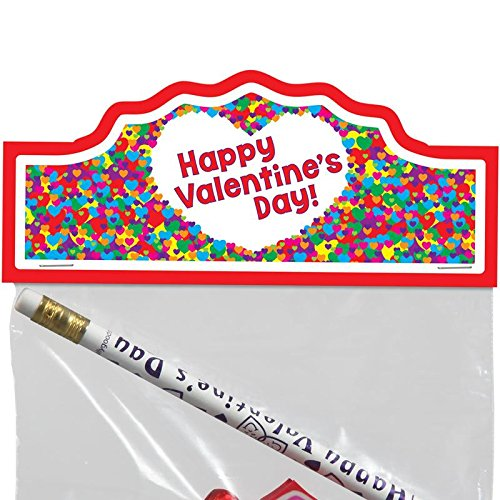 Really Good Bag Toppers - Valentine's Day -