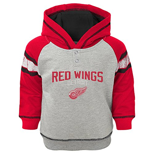 OuterStuff NHL Detroit Red Wings Children Boys
