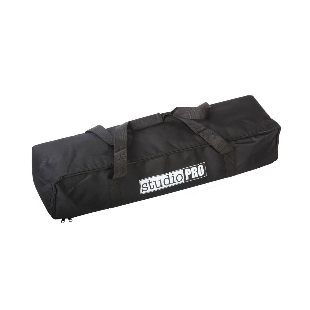 Fovitec - 1x Photography & Video Lighting Equipment Carrying Case - [30'' x 8'' x 6''][Lightweight][Heavy Duty Durable Nylon][Dual Zippers] by Fovitec