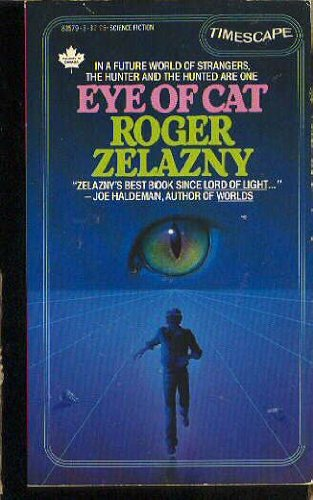 book cover of Eye of Cat