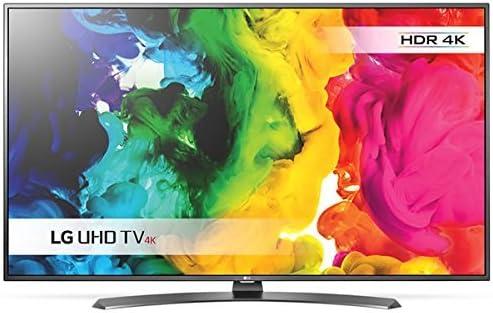 LG 55UH661V 55 inch Ultra HD 4K Smart TV webOS (2016 Model) - Carbon Titan (Certified Refurbished): Amazon.es: Electrónica