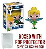 Funko Pop! Disney Series 1: Tinker Bell Vinyl Figure (Bundled with Pop BOX PROTECTOR CASE)