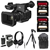 Panasonic HC-X1 4K Ultra HD Professional Camcorder (Black) (Deluxe Bundle)