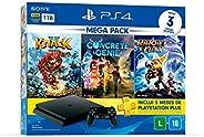 Console Mega Pack Family - Knack 2, Concrete Genie e Ratchet & C