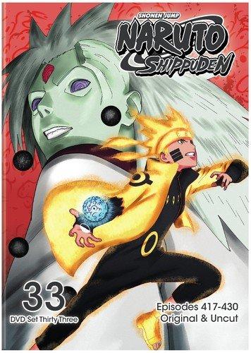 Naruto Shippuden Uncut Set 33 (Naruto 34)