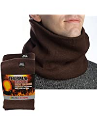 Arctic (2 Pack) Thick Heat Trapping Thermal Neck Warmers...
