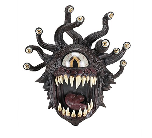 WizKids Dungeons & Dragons Trophy Figure, Beholder ()