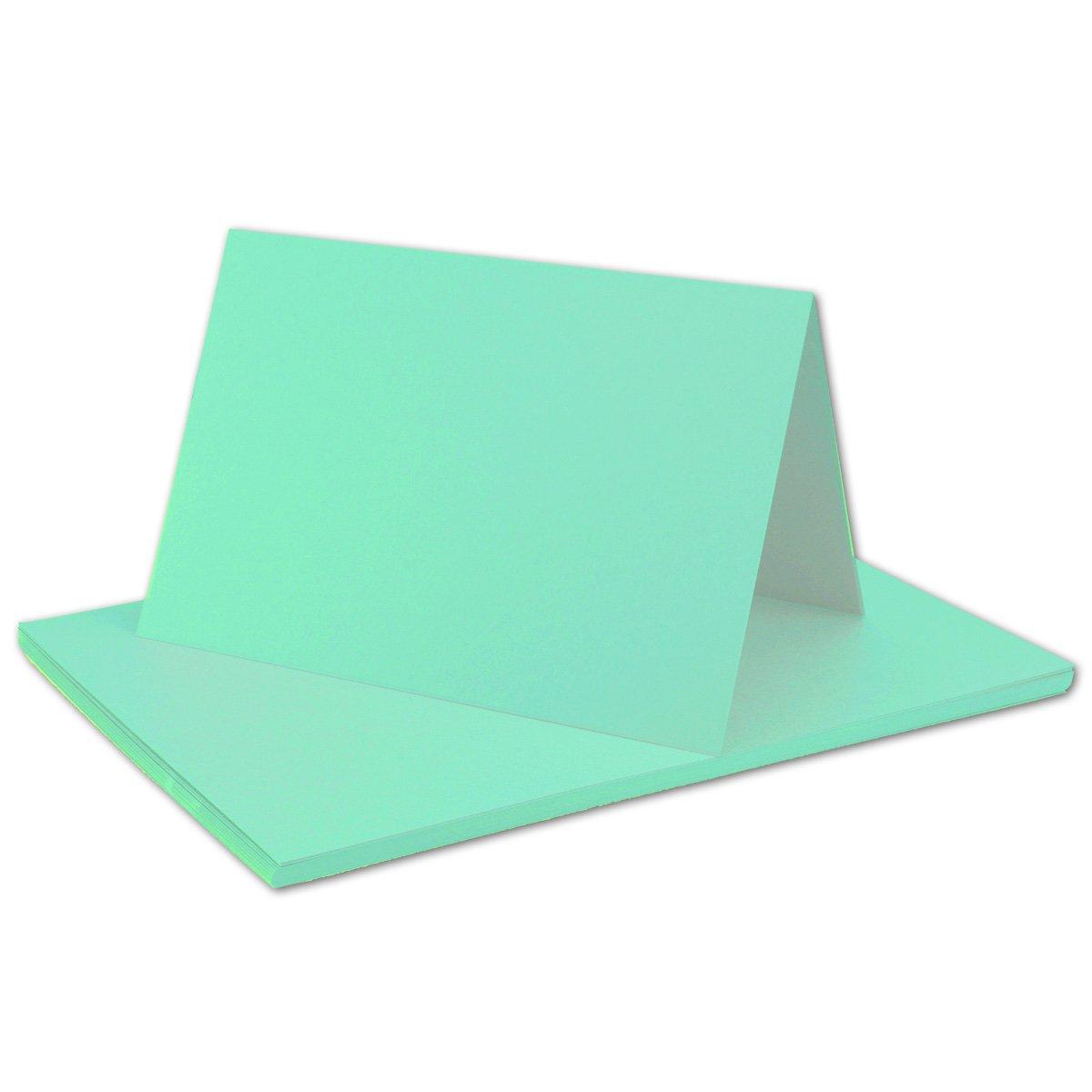 Faltkarten Set mit Brief-Umschlägen DIN DIN DIN A6   C6 in Rosanrot   100 Sets   14,8 x 10,5 cm   Premium Qualität   Serie FarbenFroh® B076H5RB8W | Smart  980d3f