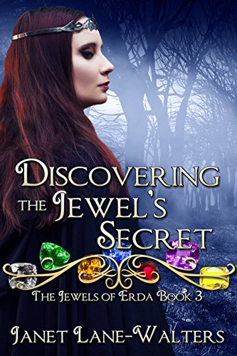 Discovering the Jewels' Secret (Jewels of Erda Book 3) by [Lane Walters, Janet]