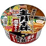 テーブルマーク 東北の味 青森煮干ラーメン 102g(めん65g) 12個入 1ケース