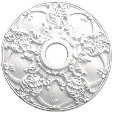 シャンデリア装飾メダリオン ゴールデンモール ポリウレタン製 NMG230