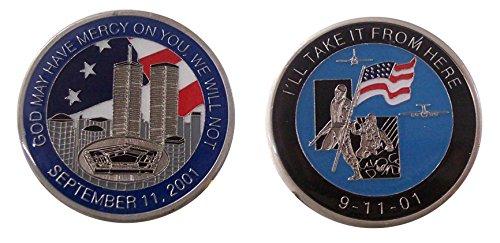 9 11 Coin - 1