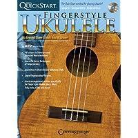 Kev's Quickstart for Fingerstyle Ukulele (Book/Cd)
