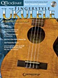 Kev's Quickstart for Fingerstyle Ukulele (Book/Cd)