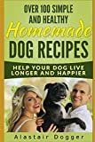 Over 100 Simple and Healthy Homemade Dog