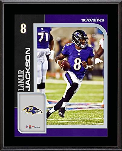 Lamar Jackson Baltimore Ravens 10.5