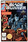 Blade Runner #1 1982 First issue-marvel comic book