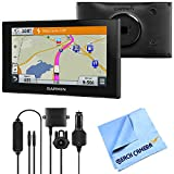 Garmin 010-01535-00 RV 660LMT Automotive GPS Wireless Backup Camera Bundle includes Garmin RV 660LMT GPS, BC 30 Wireless Backup Camera and Beach Camera Microfiber Cloth