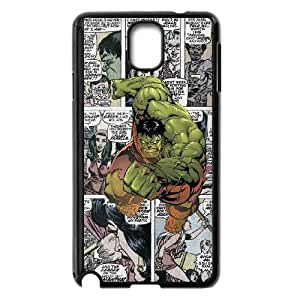 Samsung Galaxy Note 3 Cell Phone Case Black Marvel comic Ndts
