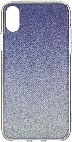 Kate Spade New York Glitter Ombre iPhone X Case, Blue Multi, iPhone X by Kate Spade New York
