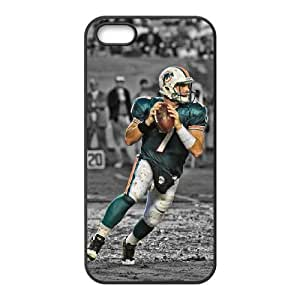 Miami Dolphins iPhone 4 4s Cell Phone Case Black 218y3-111377