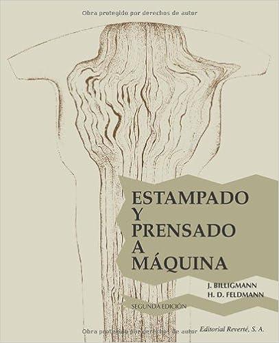 Estampado y prensando a máquina (Spanish Edition)