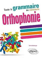 Toute la Grammaire aux Concours Orthophonie