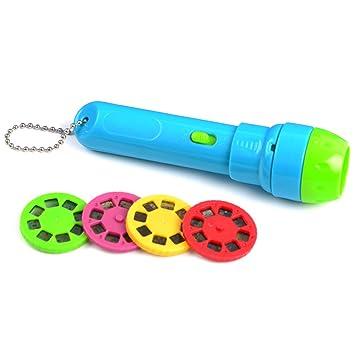 Awhao Proyector para niños Juguete luminoso Juguete para ...