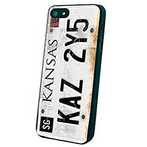 License Plate Supernatural Custom Case for Iphone 5/5s by ruishername