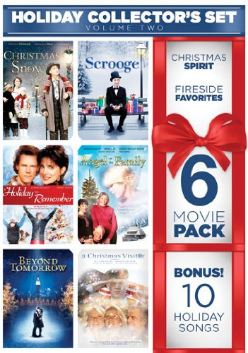 6-Film Holiday Collector's Set V.2 Bonus Audio(MP3): The Christmas - Outlet Stores Illinois In