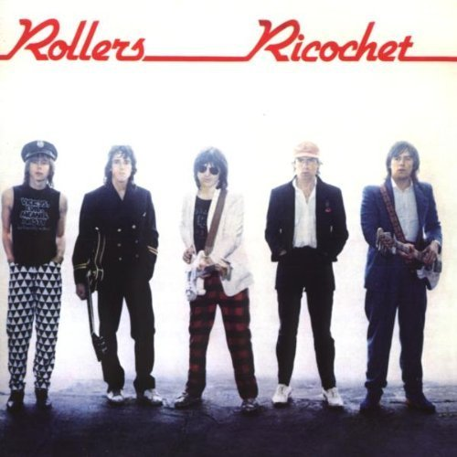 Ricochet Roller - Ricochet by The Bay City Rollers Import, Original recording remastered edition (2008) Audio CD