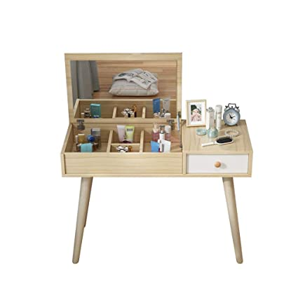 Amazon.com: Dressers Dressing Table Bedroom Small Dressing Table ...