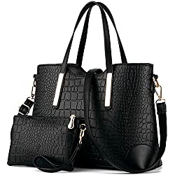 YNIQUE Women Top Handle Satchel Handbag
