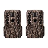 Moultrie M-50 20MP Low Glow Infrared Game Camera (2 Pack) For Sale