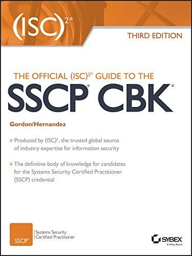 The Official (ISC)2 Guide to the SSCP CBK (2015-11-16) (Official Isc 2 Guide To The Sscp Cbk)