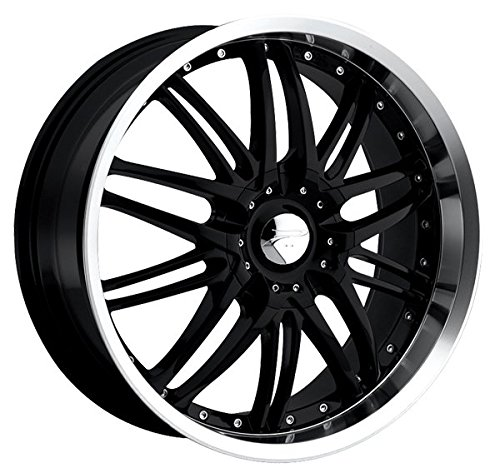 Platinum Apex 15 Black Wheel / Rim 5×115 & 5×100 with a 40mm Offset and a 73 Hub Bore. Partnumber 200-5713B