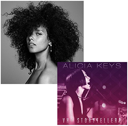 Here - VH1 Storytellers - Alicia Keys 2 CD Album Bundling