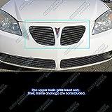 pontiac g6 grill inserts - APS 2005-2008 Pontiac G6 Main Upper Billet Grille Insert #S18-A85158P