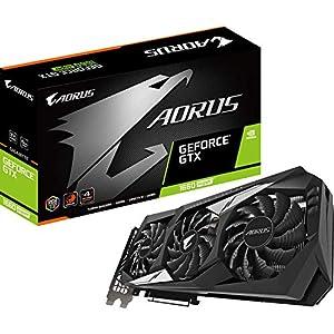 Tarjeta gráfica Gigabyte AORUS GeForce GTX 1660 Super 6GB