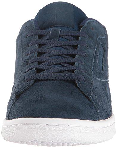 Reebok Uomo Npc Uk Perf Fashion Sneaker Collegiate Navy / Hunter Green / White