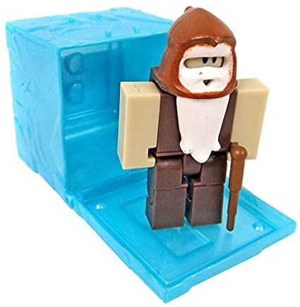 Roblox Series 3 Patient Zero Mini Figure Without Code No Packaging - Roblox Gold Series 1 Celebrity Collection Or Roblox Series 3 Blue Action Figure Mystery Box Virtual Item Code 25 Series 3 Billy The Swag Dealer