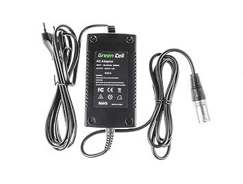 Green Cell® Cargador (54.6V 1.8A 98W) para Cyclamatic Daymak ...